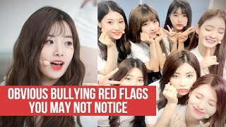 Red Flags Of Girl Groups BULLYING You May Not Notice