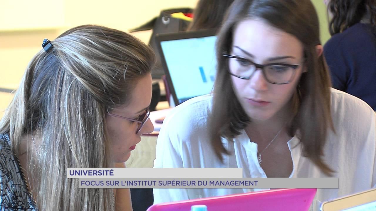 Université : focus sur l'Institut Supérieur du Management