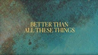Pat Barrett - Better (Official Lyric Video) thumbnail