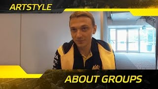 ArtStyle talking about group stage @ The International 2016 (ENG SUBS)