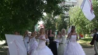 Феерия невест за кадром