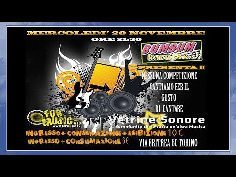 Vetrine Sonore@BumBum Karaoke - IV