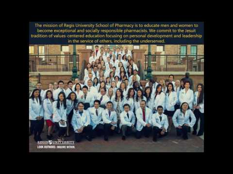 Regis University - How to Afford your PharmD Education