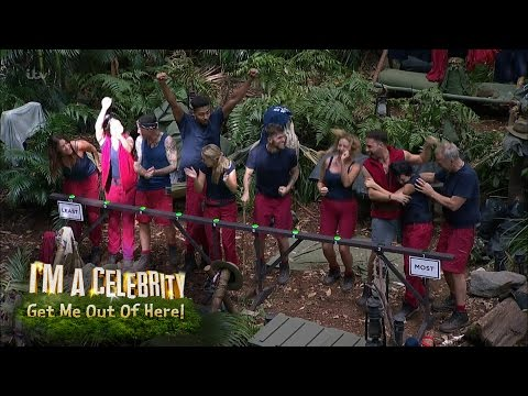 Who's the First Camp President? | I'm A Celebrity...Get Me Out Of Here!