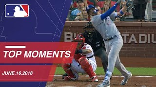 Top 10 Plays of the Day: June 15 2018