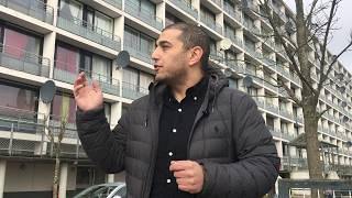 Ali Aminali tager os med bag facaden i Gellerupparken I Det Konservative Folkeparti