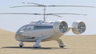 Самые быстрые вертолеты в мире!