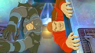 Стражи галактики - мультфильм Marvel – серия 21 сезон 1