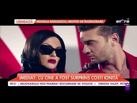 Imagini din cel mai nou videoclip semnat Oana Radu feat. Dorian Popa