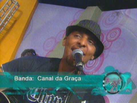 Banda Canal da Graça - Música: Sonhar - Ao Vivo no Programa Point 21 - TV Século 21 ASJ