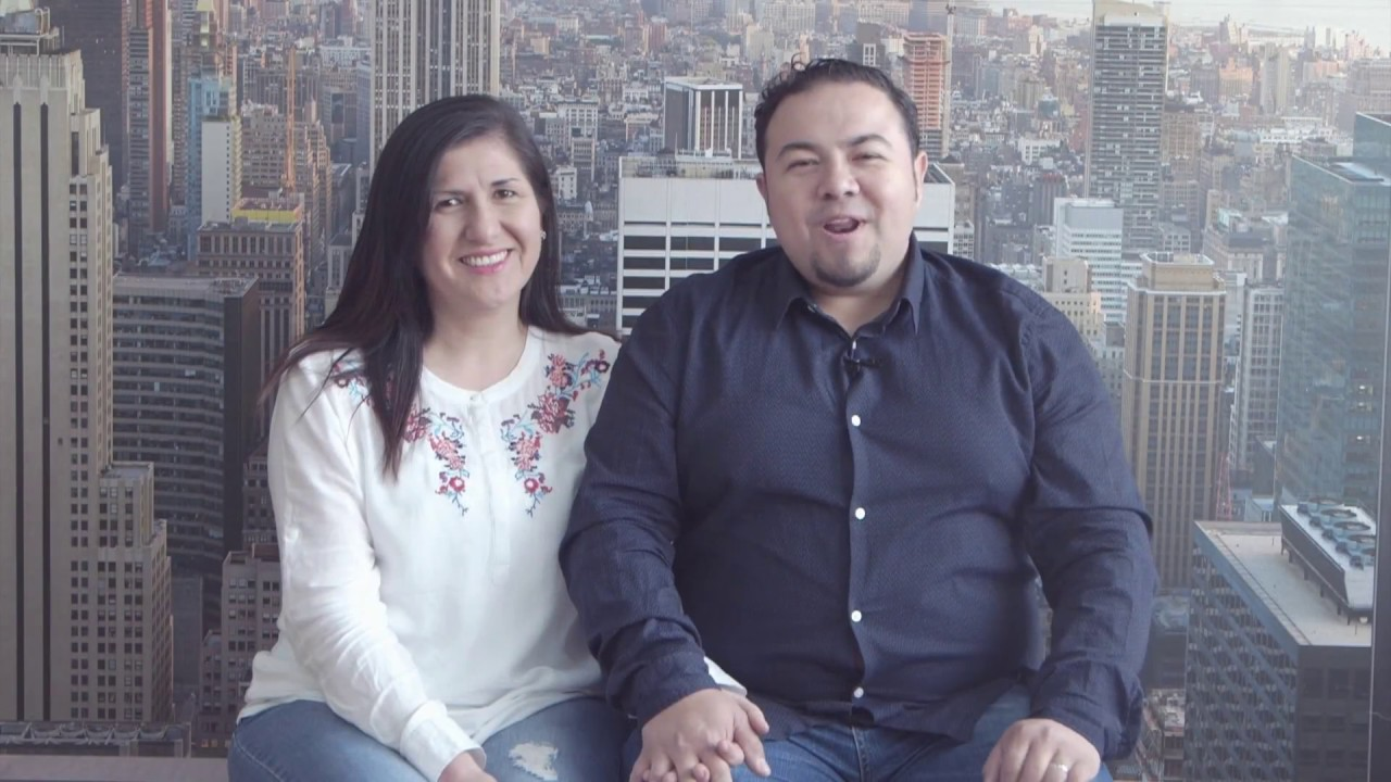 Bruno y mar a p a provoste testimonio financiero youtube - Maria y bruno ...