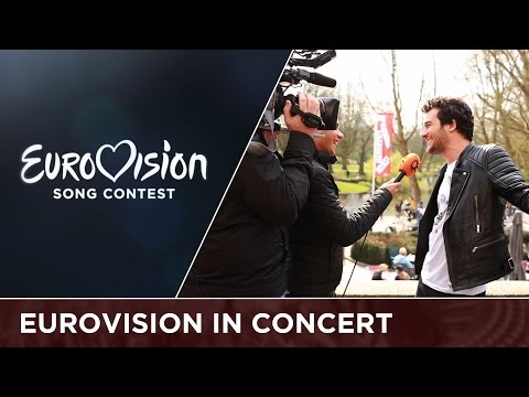26 Eurovision Song Contest Participants Gather In Amsterdam!