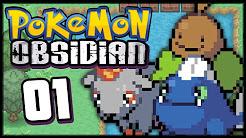 Pokémon Obsidian Playthrough
