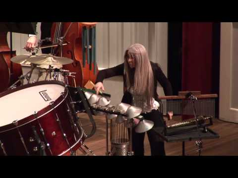 "SPO Presents O'Boyle's ""Portraits of Immortal Love"" with Evelyn Glennie"