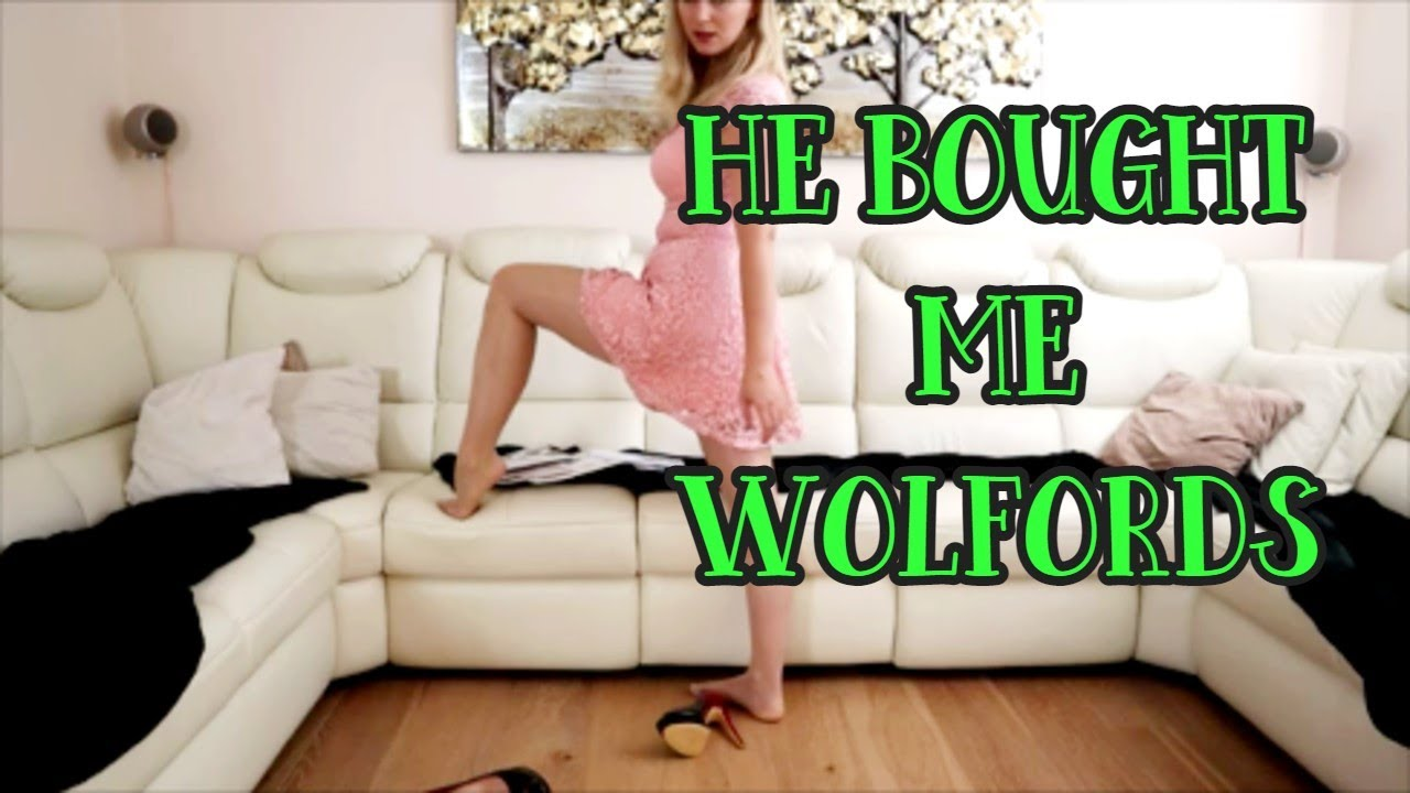 New Wolford Tights Try on Haul