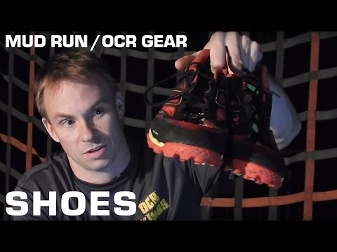 Mud Run / Obstacle Racing Gear - SHOES
