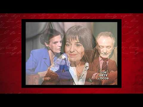 Viviane Forrester en Los siete locos (1988)