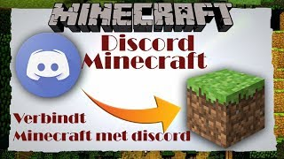 Video DISCORDMC PLUGIN || verbind je Minecraft met Discord [Tutorial] download MP3, 3GP, MP4, WEBM, AVI, FLV Desember 2017