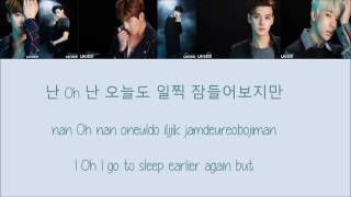 [3.65 MB] U-KISS - When I Close My Eyes [Hang, Rom & Eng Lyrics]