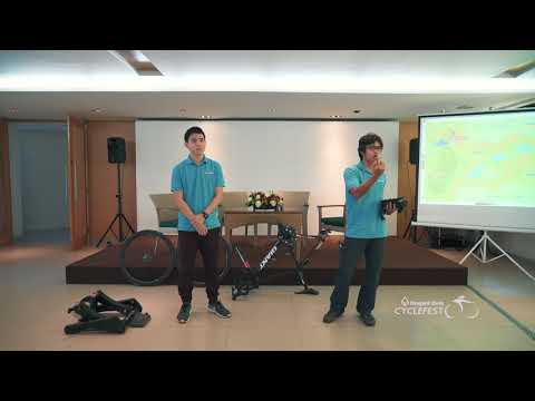 Bangkok Bank CycleFest 2017   Media Workshop