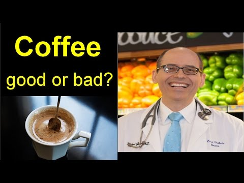 Is Coffee good or bad? | Dr.Michael Greger