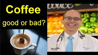 Is Coffee good or bad ?  | Dr.Michael Greger