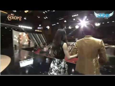 Jang Keun Suk & Moon Keun Yong Sbs Darma Awards 2016