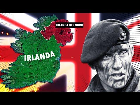 Le origini del Conflitto Nordirlandese: storia di una lotta per l'indipendenza