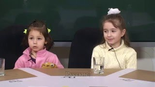 Дети Донбасса о войне