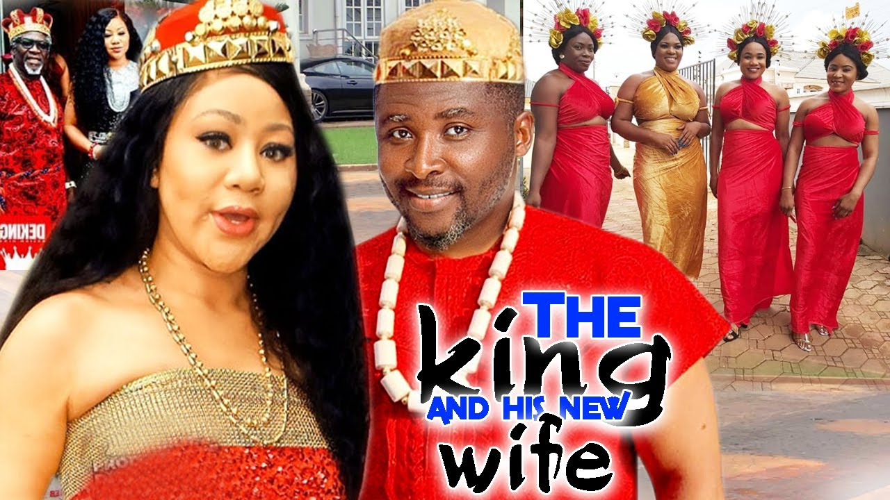 Download THE KING & HIS NEW WIFE NEW MOVIE  SEASON 3&4 - CHINENYE UBAH & ONNY MICHAEL 2021 LATEST MOVIE