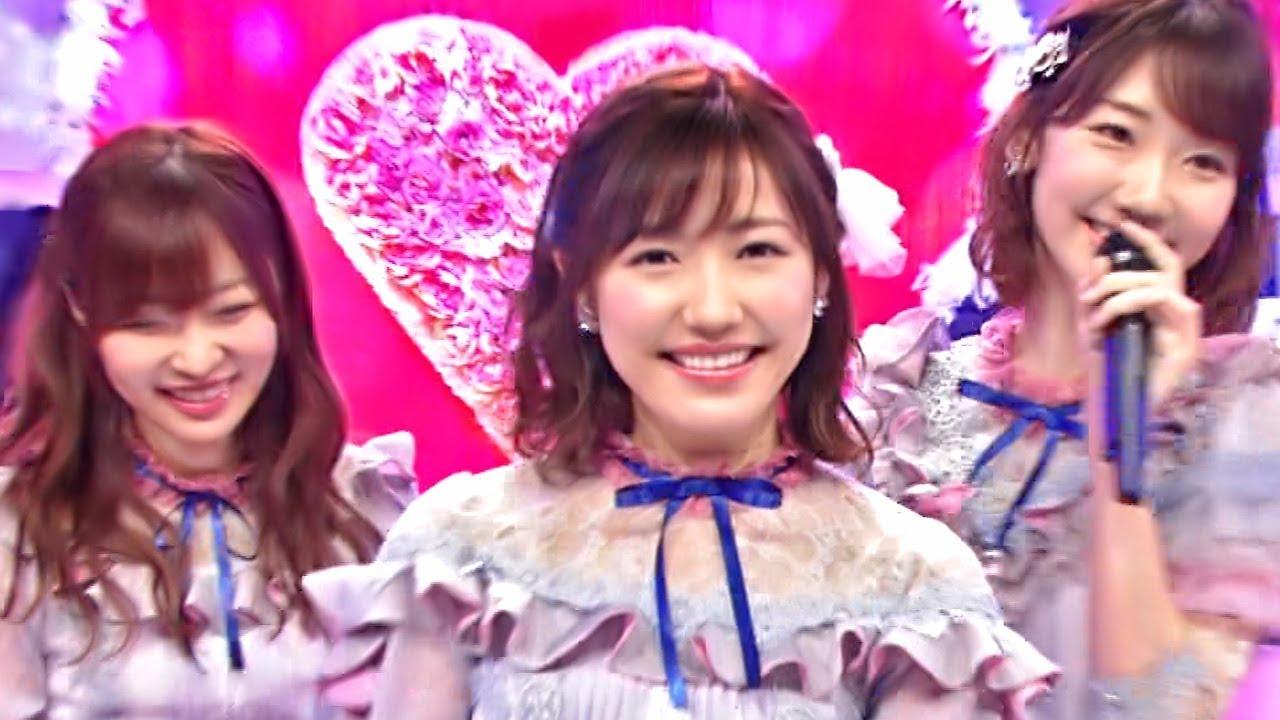 【Full HD 60fps】 AKB48 11月のアンクレット (2017.11.24 LIVE Mステ)
