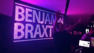 Benjamin BRAXTON - HOT RADIO HOT MIX LIVE @ LA SUITE