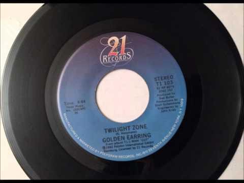 Twilight Zone , Golden Earring , 1982 Vinyl 45RPM