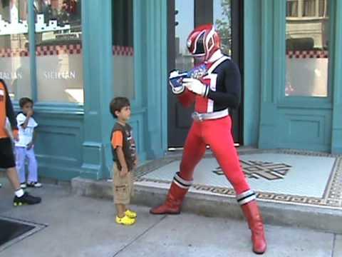 Real Power Ranger & Real Power Ranger - YouTube