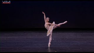 Natasha Sheehan (14) YAGP NYC Finals 2014 - Dulcinea Variation from Don Quixote