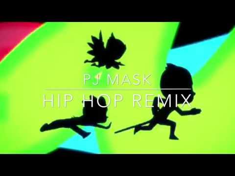 PJ MASK HIP HOP REMIX!! PROD  By THE BUBIC BEATS