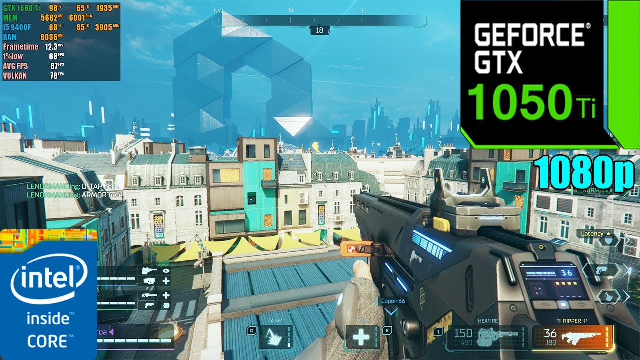 Nvidia offers six months of GeForce Now with Hyper Scape's battle ...