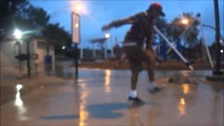 At The Park // Rainy Day Thumbnail