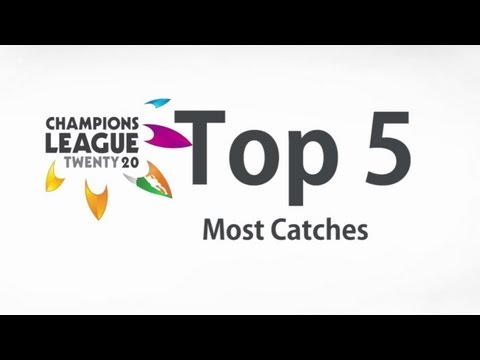 Champions League Cricket T20 2013 Most Catches Travel Video