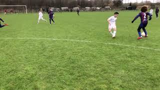 FC Abcoude JO11-1  - Zeeburgia JO11-2