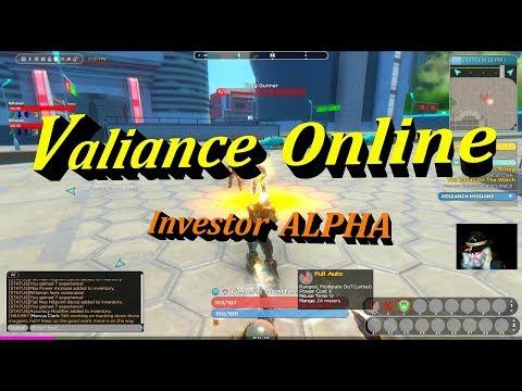 Valiance Online CoH successor Investor ALPHA Controller Powerset