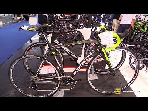 2016 Bottecchia 8 Avio Evo Athena 22s Road Bike - Walkaround - 2015 Eurobike