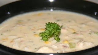 Chicken Corn Chowder - Delicious!!!!!!!!!!!!!!!