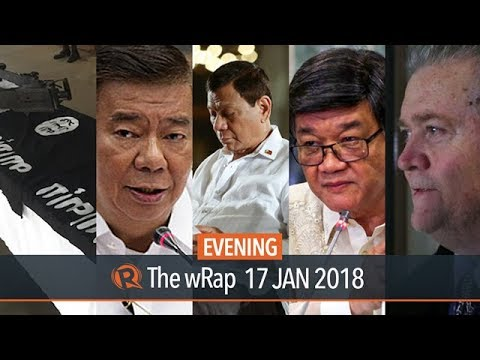 NBI to probe Rappler, Malacanang defends Go, Senate rejects joint voting on Cha-Cha | Evening wRap