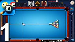 8 Ball Pool - Gameplay Walkthrough Part 1 (Android,iOS) screenshot 5