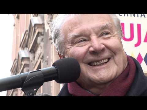 Bydgoskie Autografy - Leonard Pietraszak Mówi O życiu W Bydgoszczy