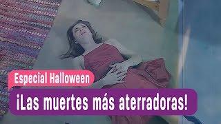 Las muertes mas aterradoras de las teleseries de MEGA - Especial Halloween 2018