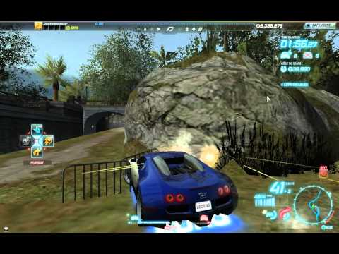 need for speed world bugatti veyron police escape part 1 11 youtube. Black Bedroom Furniture Sets. Home Design Ideas