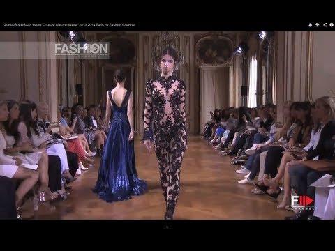 """ZUHAIR MURAD"" Haute Couture Autumn Winter 2013 2014 Paris by Fashion Channel"