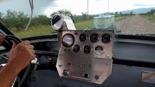 Barracuda Funny Car third Drive
